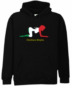 Internation Hoodies - Italian Style Hoodie