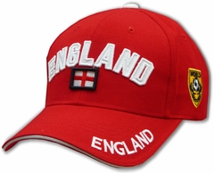 International Baseball Hats - England World Cup Hat