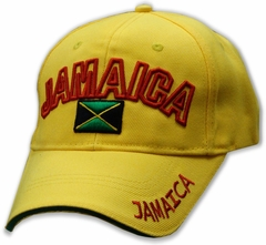 International Baseball Hats - Jamaica World Cup Hat
