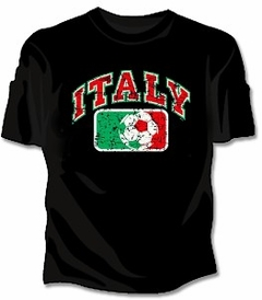 International Italy Soccer T-Shirt