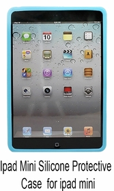Ipad Mini ​Silicone Protective ​ Case ​ for ipad mini