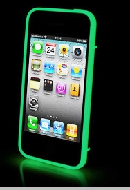 Iphone 4 Case (Glow in The Dark) iPhone Case for the iPhone 4 and 4S<!-- Click to Enlarge-->