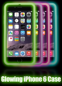iPhone 6 Case - Glow in the Dark Case for iPhone 6