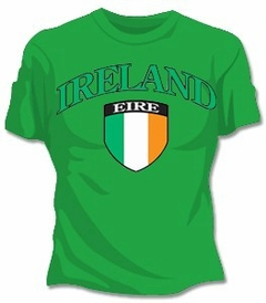 Ireland Eire Girls T-Shirt