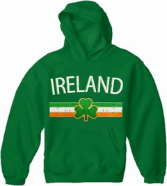Ireland Vintage Shield International Mens Hoodie