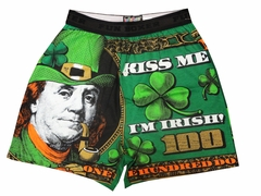 Irish Big Ben Boxer Shorts