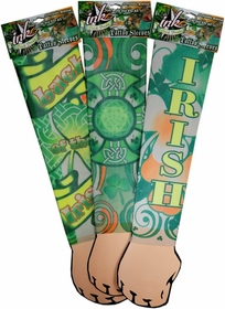 Tattoo Sleeves - Irish Celtic Design Tattoo Sleeves (Pair)