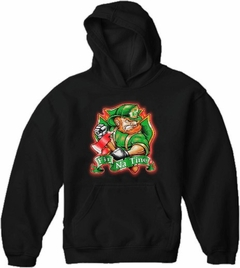"Irish Firefighters Sweatshirt - ""Fir Na Tine"" Men of Fire Hoodie"