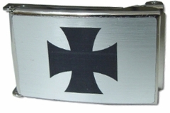 Iron Cross Buckle w/ Belt