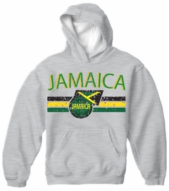 Jamaica Vintage Shield International Hoodie