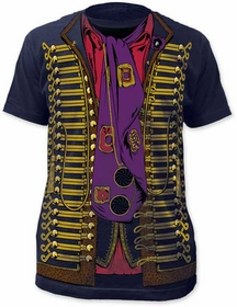 Halloween Costume Men's T-Shirt - Jimi Jacket Tuxedo