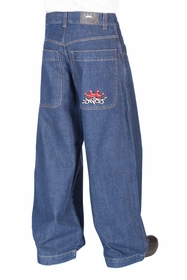 "JNCO Jeans - JNCO Crown Twin Cannon - 26"" Leg Opening"