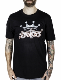 JNCO Clothing - Patch Mens JNCO T-Shirt (Black)