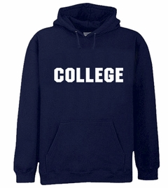 "John Belushi Animal House ""College"" Adult Hoodie"