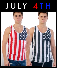 July 4th - Patriotic Clothing
