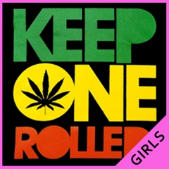 Keep One Rolled Girl's T-Shirt