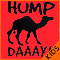 Kids Hump Day Camel  T-Shirt