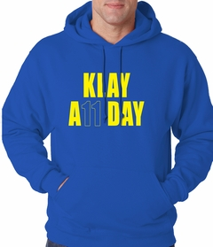 Klay All Day Adult Hoodie
