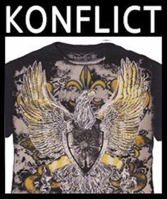 Konflict Clothing T-Shirts & Clothing