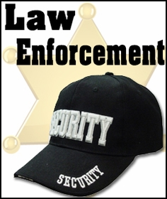 Law Enforcement & Military Hats & Apparel