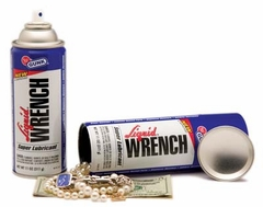 Liquid Wrench Diversion Can Safe