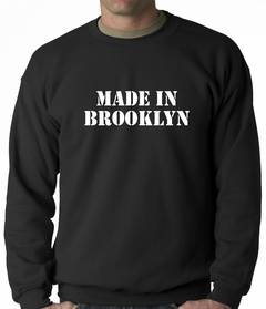 Made In Brooklyn Adult Crewneck