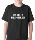 Made In Brooklyn Kids T-shirt