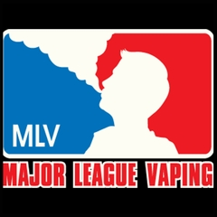 Major League Vaping Mens T-shirt