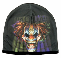 Manic Laughing Clown Beanie