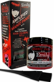 Manic Panic AMPLIFIED Emily The Strange Hair Coloring Kit  (Mystery Pink)