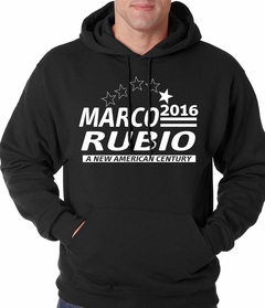 Marco Rubio Presidential Campaign 2016 Adult Hoodie