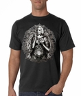 Marilyn Monroe Hollywood Tattoo Men's T-Shirt