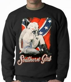 Marilyn Southern Girl Adult Crewneck