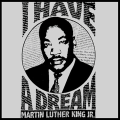 Martin Luther King Quotes T-Shirt (Men's)