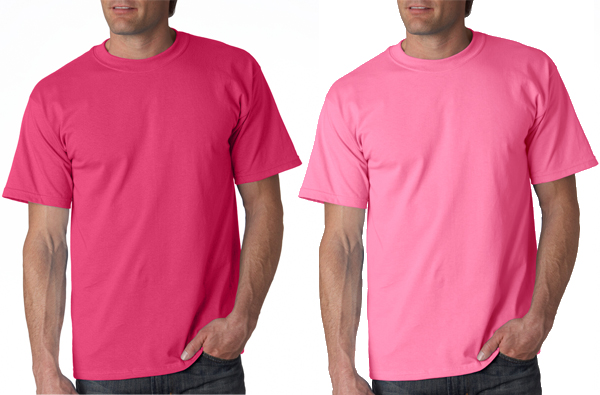 Men's Plain 100% Cotton T-Shirt