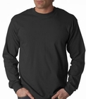 Mens Premium Long Sleeve T-Shirt (Charcoal)