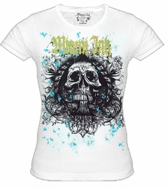 Miami Ink Spade & Splat Girls T-Shirt
