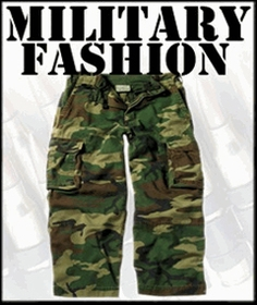 Military Fashion & Combat Gear