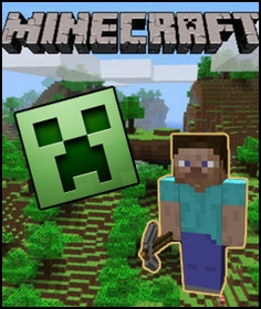 Minecraft Gamer Clothing, Apparel & Toys