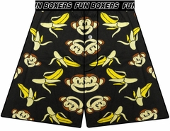 Monkeys & Bananas Boxer Shorts