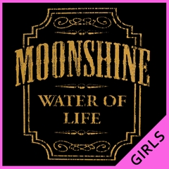 Moonshine - Water Of Life Girl's T-Shirt