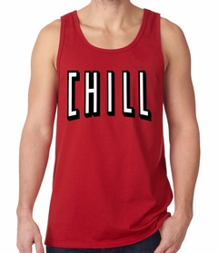 Movie & Chill Funny Hook-up Tank Top