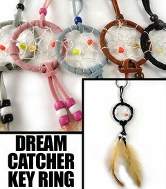 Native AmericanDream Catcher Key Chain