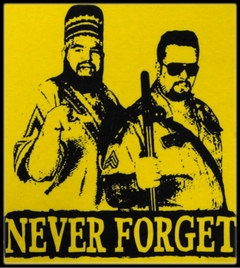 """Never Forget Wrestling """"The Twin Towers"""" WWF T-Shirt"""
