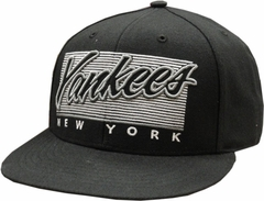 New York Yankees Vintage Snapback Hat