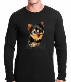 New Yorkie Funny Thermal Shirt
