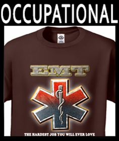 Occupational T-Shirts