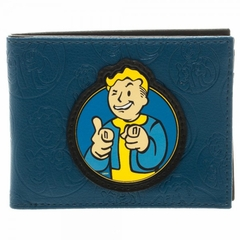 Official Bethesda Fallout Vault Boy Wallet