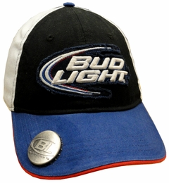 Official Bud Light Snap Back Bottle Opener Hat