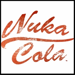 Official Fallout 4 Nuka Cola Mens T-shirt